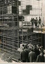 Foire de Paris 1957 - PIle Atomique Pavillon Américain - PR 294