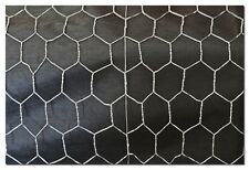 Hex Wire Galvanised Hexagon Wire Netting ,Chicken 1800mm x 50 x 1.0 x 50M