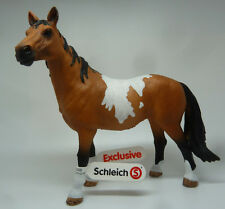 U5)  Schleich Sondermodell 13788 Pinto Stute  Schleichtier Exclusive