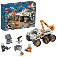 LEGO City Space Rover Testing Drive 60225 NASA-inspired Set w/ Astronaut Figure