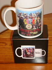 THE BEATLES SGT. PEPPERS COFFEE MUG New In Box!