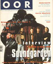 MAGAZINE OOR 1994 nr. 04 - SOUNDGARDEN/TOOL/UNDERWORLD/GABBERHOUSE