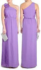 BNWT - Coast - Size 14 Tallulah One Shoulder Silk Maxi Dress Lilac weddings new