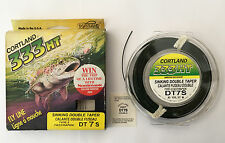 CLEARANCE Cortland 333HT Fly Lines Double Taper 7 Sinking DT7S Type 2 Fast