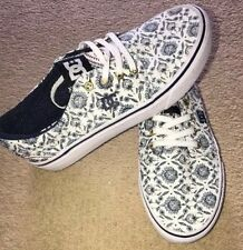 DC Trainers Size 5 Modern Print Womans Brand New!!!