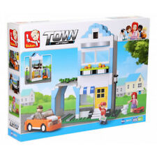 Sluban B0572 Town City Casa Apartamento Apartment Compatible Lego 305 piezas