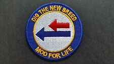 MOD SKA SCOOTER SEW ON / IRON ON PATCH:- PATCH No 1223 NAME TO FOLLOW