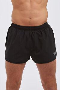 Men's Split Pace Spirit Active Running/Gym/Athletics Shorts with Liner Free P&P