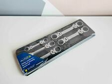 New listing *New* Blue-Point Stubby Double Box Flex-Head Ratcheting Wrench Set Boermss706