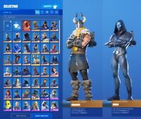 ⚡RAFLE ⚡ 136 Skins⚡ 102 Backs ⚡ 86 PICKAXE ⚡ 66 GLIDERS ⚡FULL ACCESS⚡