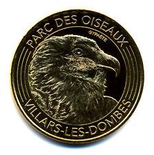 01 VILLARS-LES-DOMBES Parc des Oiseaux 6, Gypaète, 2016, Monnaie de Paris