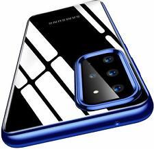 Handy Hülle Samsung S20 / Plus /Ultra Case Schutzhülle Silikon Cover +Schutzglas