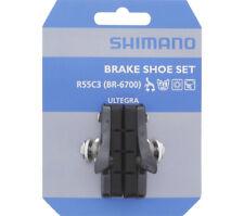 Shimano Bremsbelag R55C3 Cartridge für Rennradbremsen, silber, NEU