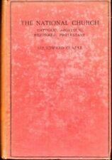 Edward Clarke / National Church Catholic Apostolic Reformed Protestant 1916