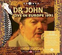 Dr John - Live In Europe 1995 [CD + DVD]