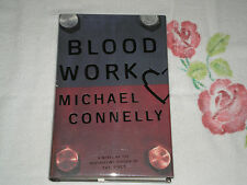 Blood Work by Michael Connelly   *Signed*  -JA-