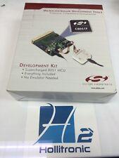 Development Kit, C8051F310DK MCU, On-Board Debugger, 29 Port Analog I/O Terminal