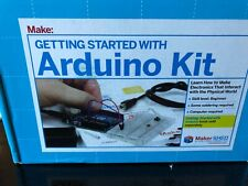 Maker SHED Arduino Kit (Getting Started With)