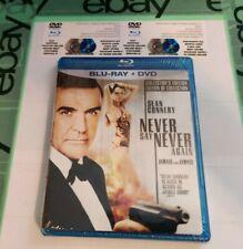 Never Say Never Again Bluray & DVD