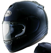 ARAI CHASER GLOSS Black HELMET SIZE extra SMALL 53-54 CMS & FREE uk DELIVERY NEW