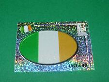 N°350 BADGE WAPPEN IRELAND PANINI FOOTBALL JAPAN KOREA 2002 COUPE MONDE FIFA