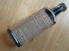 Trial Size Otto'S Remedy - Labeled & Corked Basically Unopened New Old Stock !