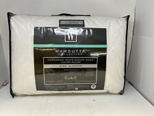 Wamsutta® Collection Side Sleeper Standard/Queen White Goose Down Pillow White