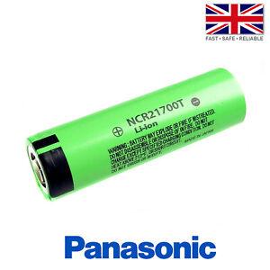 Panasonic 1700 Li-Ion Flat Top 30A Rechargeable Battery - 3.7V 4800mAh