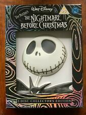 Nightmare Before Christmas DVD Halloween Movie Classic 2 Disc Collectors Edition
