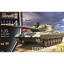 Revell 03258 1:35 Leopard 1A1 Military Model Kit