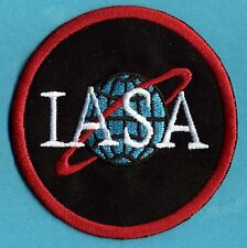 """John Crichton Farscape Iasa Embroidered 3"""" Iron-On Patch"""