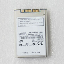 "1.8"" MK2529GSG 250GB disco duro Micro SATA 5400RPM 8 MB HDD1F07 For Laptop‏"