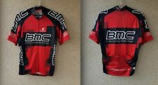 BMC Swiss Hincapie Cycling Shirt M Jersey Red Camiseta Switzerland
