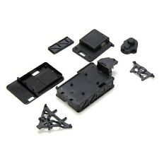 Losi LOSB1509 Chassis, Cover & Tower Set: Micro HIGHroller