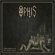 OPHIS - Abhorrence In Opulence  CD
