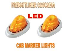 Freightliner Cascadia Side Marker/Turn Sealed LED Lights (PAIR)