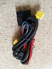VW T4 Transporter Uprated Headlight Wiring Loom Harness - Plug & Play Upgrade