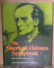 The Sherlock Holmes Scrapbook-1974-Peter Haining-Peter Cushing