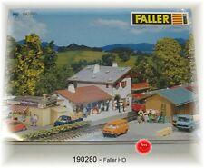 Faller 195280 HO Bahnhof-Set #NEU in OVP##