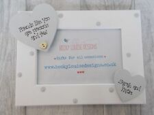 Wooden Personalised Standard Photo & Picture Frames