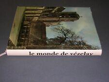 Zodiaque P. Claudel Le monde de Vézelay 1967 Les points cardinaux N°15 illustré