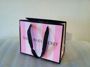 "New  VICTORIA's  SECRET 7.5"" x 6""  Gift Paper BAG"