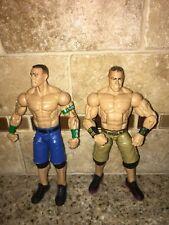 John Cena Green Trunks Blue Trunks 2012 WWE WRESTLING ACTION FIGURES #0549