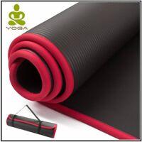 Yoga & Pilates Mat Fitness 183*61*1 Exercise Gym Pad Non-SlipYoga Mats Fitness