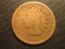 1872 Indian Head Cent                                                     (A-1)