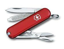 VICTORINOX Classic RED Coltellino Multiuso 58mm 0.6223 *Spedizione Tracciata*