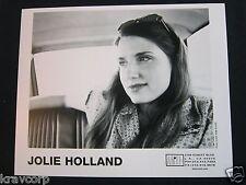 JOLIE HOLLAND--2000s PUBLICITY PHOTO