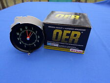 NEW 1970 Chevelle SS Monte Carlo In-Dash Clock OER Parts 3973633A GM Licensed