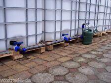 Verbindungsset für 3 IBC 1000 Litter Wassertanks 25 mm TOP-QUALITÄT #1013 S