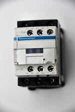 4 x SCHNEIDER TELEMECHANIQUE  CONTACTOR LC1D09 BD -24 VDC   #S106